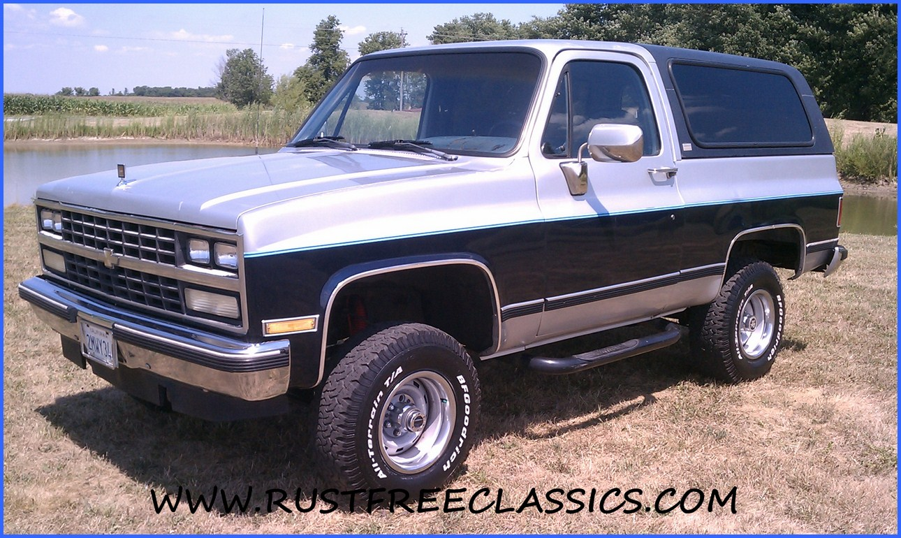 K Blazer Blue Silver X on 1994 Chevy Astro Van Fuel Pump Relay